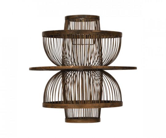 oi soi oi bambus rattan lampe