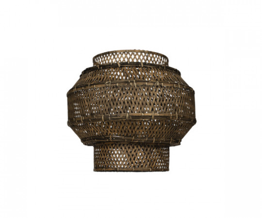 oi soi oi bambus lampe colonial
