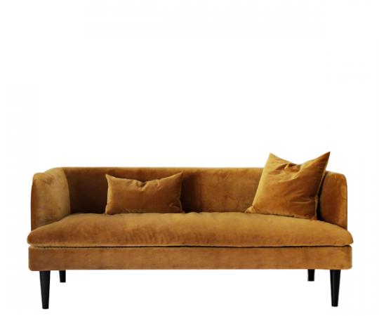 Ygg&Lyng Opus 170 Sofa - Eyr 300 Ochre