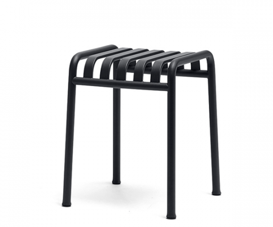 HAY Palissade Stool - Anthracite