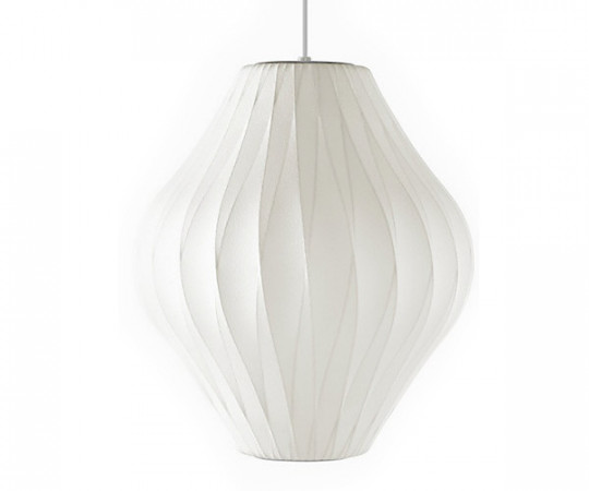 Herman Miller George Nelson bubble pear lampe