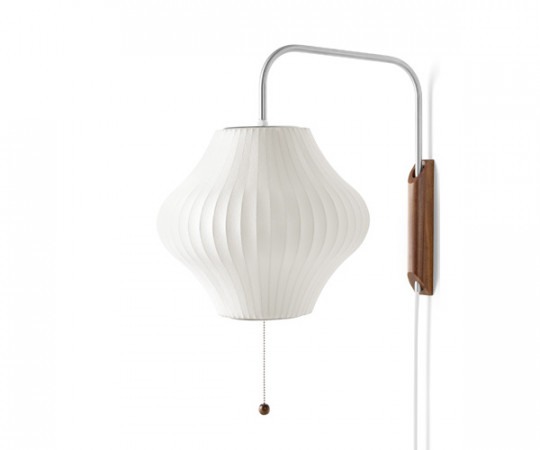 Herman Miller Pear Wall Sconce Bubble Lampe