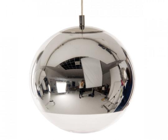 Tom Dixon Mirror Ball Globe Pendel 50cm