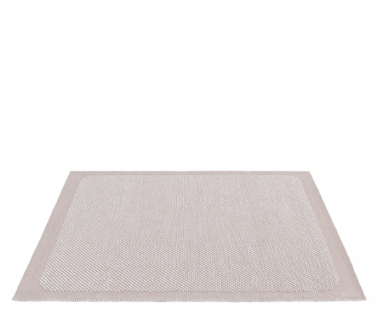 Muuto Pebble Rug - Pale Rose - 170x240cm.