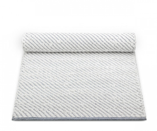 rug solid rain cotton