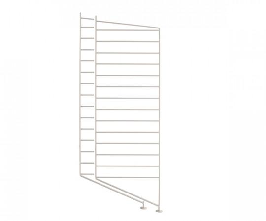 String Gavl 2-pack - Gulv 85x30cm - Beige