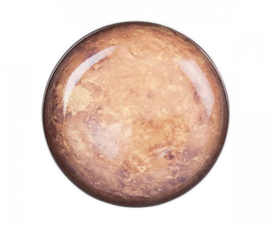 Seletti x Diesel Cosmic Dinner - Mars Tallerken
