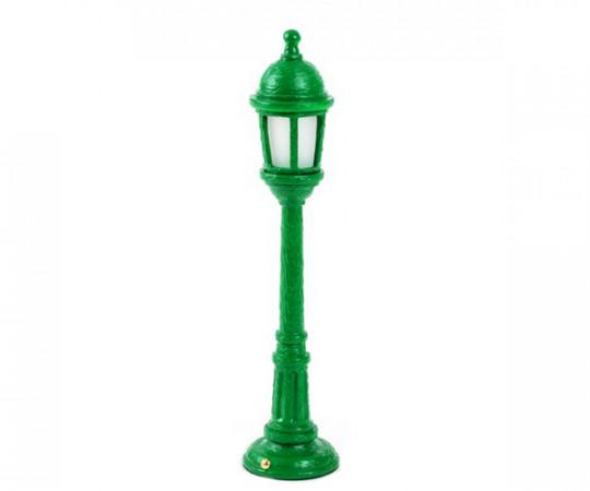 Seletti Street Dining Lamp - Grøn