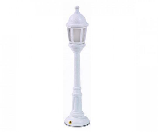 Seletti Street Dining Lamp - Hvid