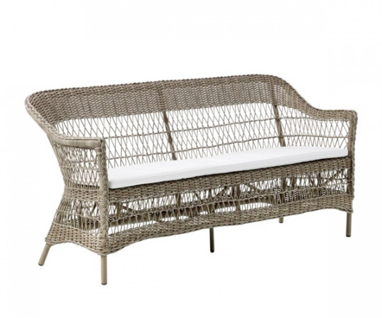 Sika Design Charlot 3 Personers Sofa