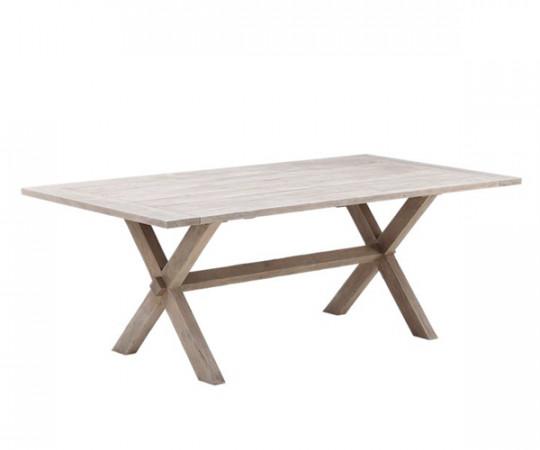 Sika Design Colonial Spisebord - 200x100cm