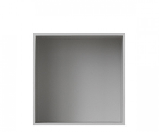 Muuto Mini Stacked 2.0 - Medium - Light Grey