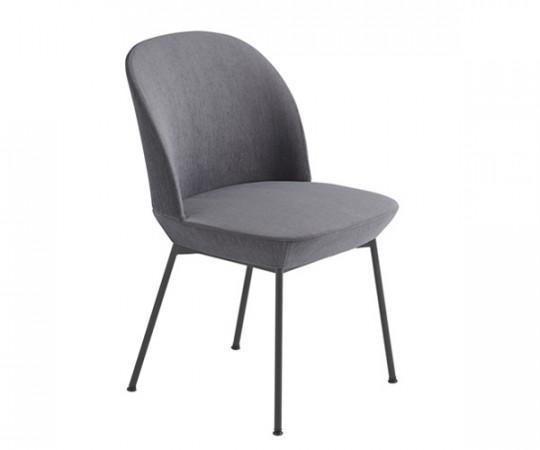 Muuto Oslo Side Chair - Still 161/Anthracite