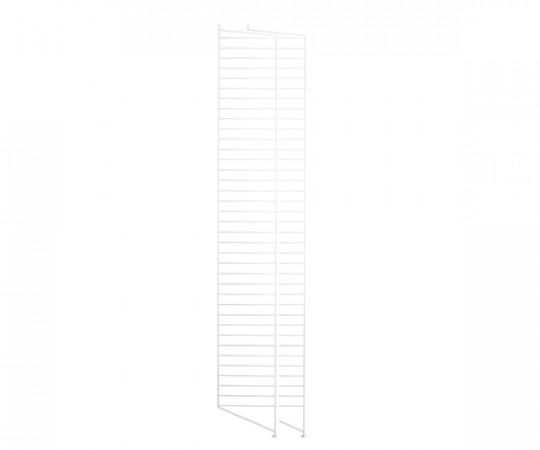 String Gavl 2-pack - Gulv 200x30  hvid