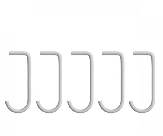 String metal kroge grå