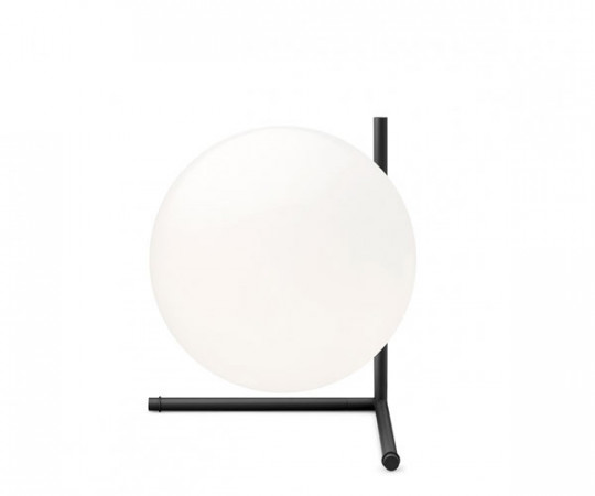 Flos IC Light T2 Bordlampe - Sort