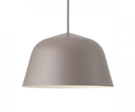 Muuto Ambit Pendel Lampe - Small - Taupe