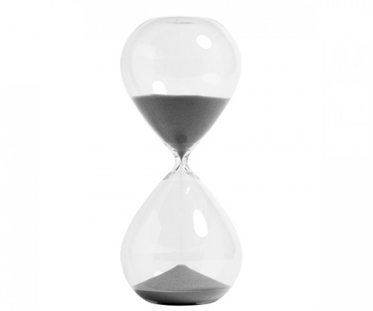 HAY Time 2019 - Round XXXL - 120 Minutter - Silver