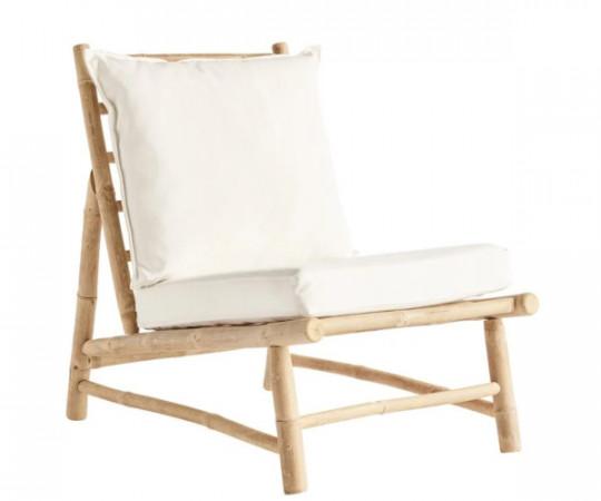 tine k home bambus lounge stol