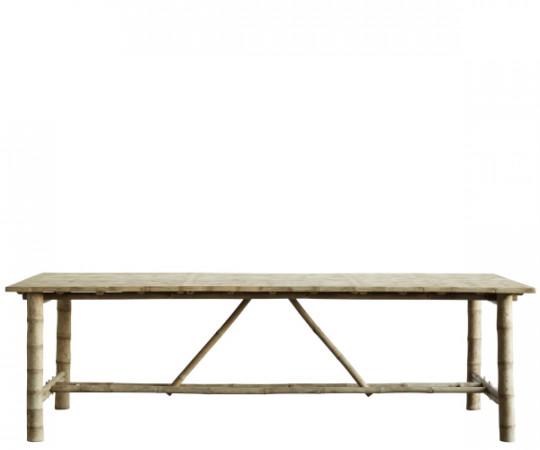 tine k home bambus spisebord 250x100