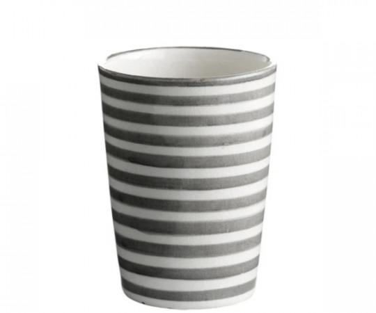 tine k marokkansk keramik krus
