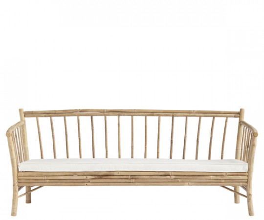 tine k bambus new sofa hvid hynde