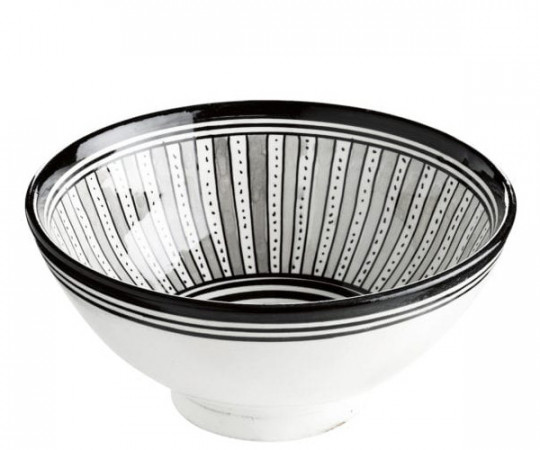tine k marokkansk salat skål 25 sort
