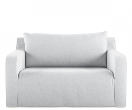 tine k home soft chair ica white