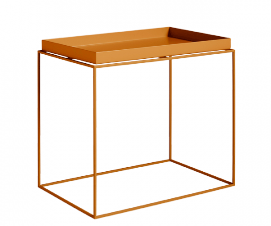 HAY Tray Table - 40x60cm - Toffee