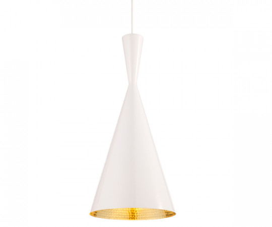 Tom Dixon Beat Shade Tall Hvid