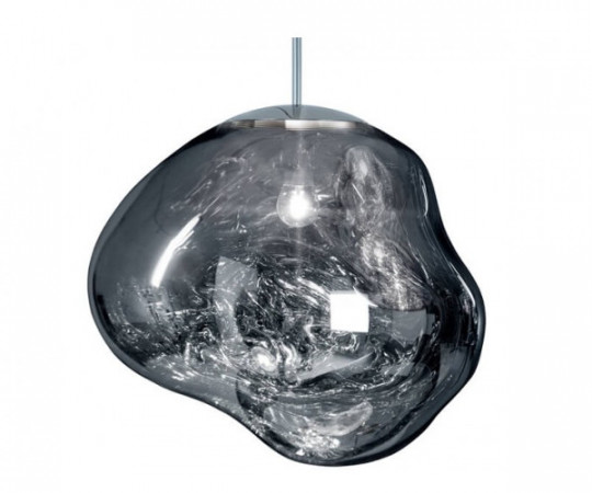 Tom Dixon LED melt chrome