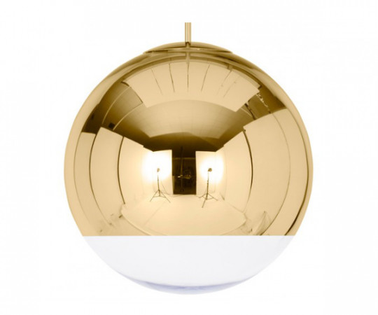 Tom Dixon Mirror Ball Gold 40cm
