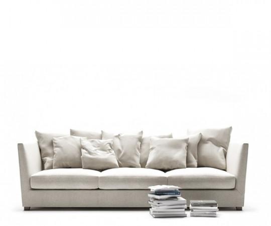 Flexform Victor Sofa - 250cm. - Fast Komfort