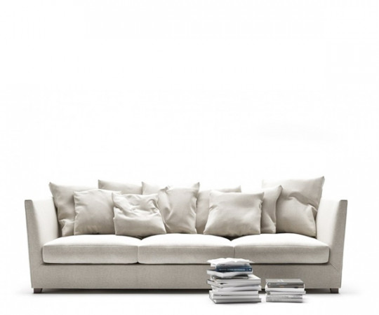 Flexform Victor Sofa - 218cm. - Fast Komfort