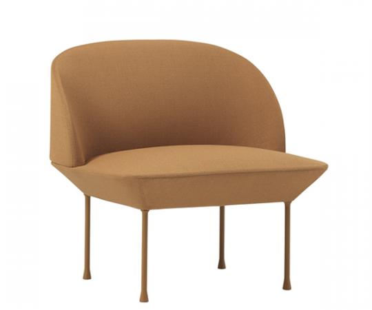 Muuto Oslo Lounge Chair - Vidar 472