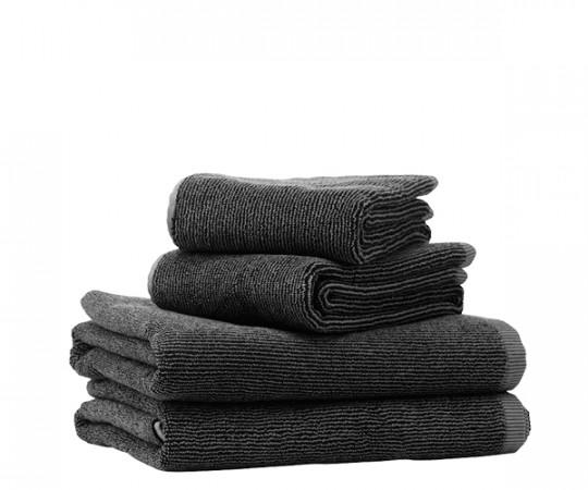 Vipp 104 Badehåndklæde - Sort
