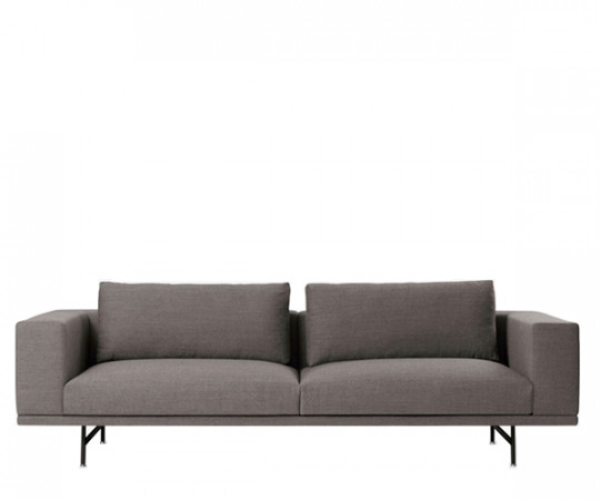 Vipp 610 Loft sofa - 3 Personers - Capture - Dark Grey