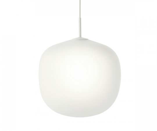 Muuto Rime Pendel - Ø45cm - Hvid