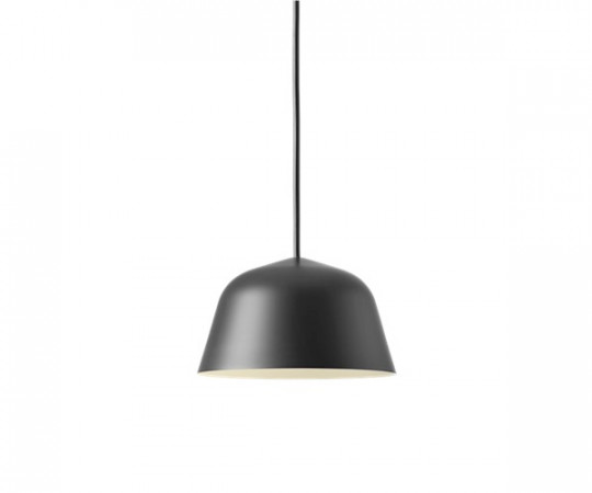 Muuto Ambit Pendel Lampe - X-Small - Sort