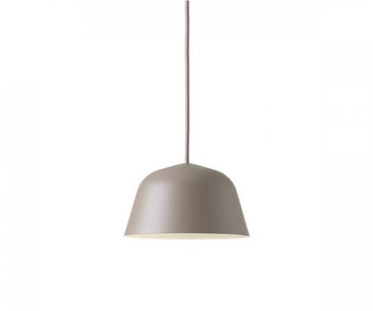 Muuto Ambit Pendel Lampe - X-Small - Taupe