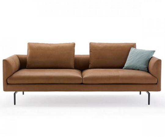 Zanotta Flamingo 3pers sofa