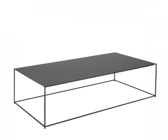 Zeus Slim Irony Sofabord - Rektangulært