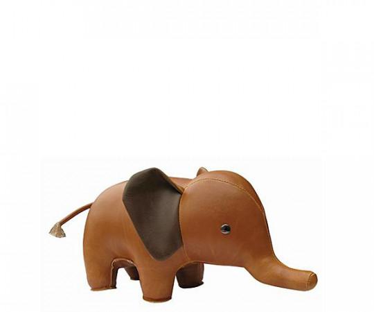 züny baby elefant brun
