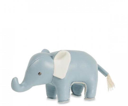 zuny baby elefant lyseblå