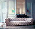 Baxter chester moon sofa