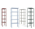 hay unit shelving