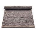 rug solid wood leather rug