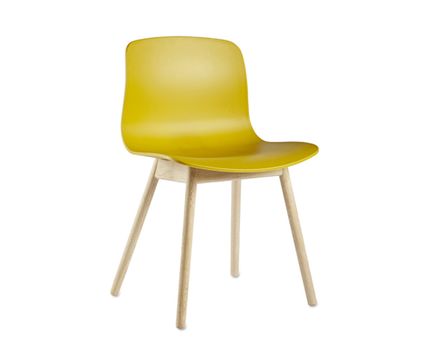 HAY About A Chair (AAC12) – Mustard/Natur Eg
