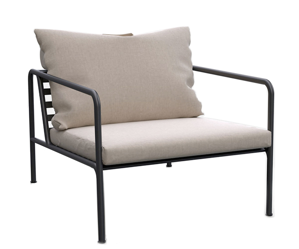 Billede af HOUE Avon Lounge chair - Alpine Ash