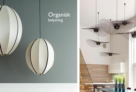 organisk belysning
